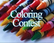 Wellness Challenge Coloring Contest