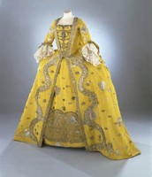 Women's Clothing in the 1700s