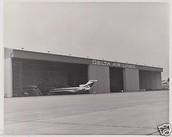 Delta Airlines Hanger