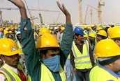 Millions of Workers in India Protest Labour Reforms
