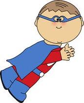 Superhero Day...May 1