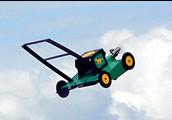 Green mower