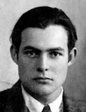 """Ernest Hemingway nicknamed himself """"Papa"""" at the age of 27"""
