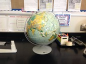Globe and Maping!
