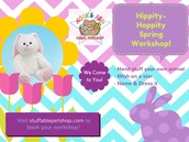 Hippity-Hoppity Spring Workshop