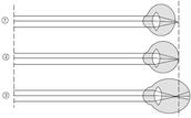 Схема хода лучей