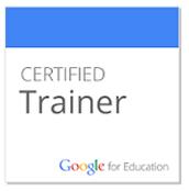 Certified Google Trainer