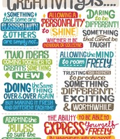 Creativity Words