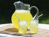 And lemonade!