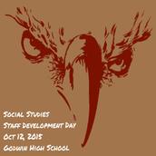October 12 Staff Development Day UnTopic