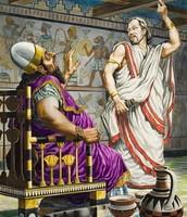 המערכה החלה- אהוד הורג את עגלון מלך מואב