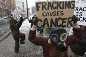 Fracking Fluid Is Not Going to Cause Cancer