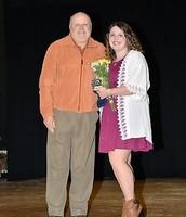 Mr. Puderbach and Brielle Volpe