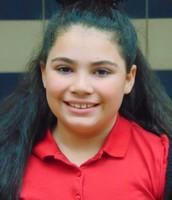 Lianna Velazquez - Fourth Grade