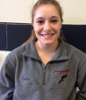 Sheila McKinley, Senior, Girls Varsity Track & Field