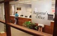 The Registrar's Office