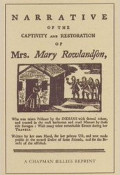 "Book Review ""The Narrative of the Captivity and Restoration of Mrs. Mary Rowlanson"""