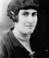 Eva Galler during Holocaust