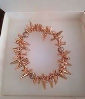 Renegade Bracelet Rose Gold