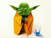 May the fold be with you