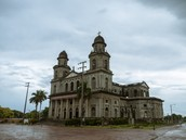 Managua Cathedral Tour
