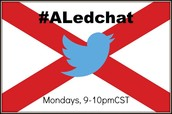 Participate in #aledchat on Twitter