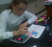 their cell models!