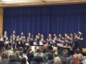Congratulations to Our Choir