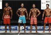 Attend a men's physique competition