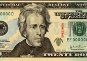 Andrew Jackson: 20 Dollar Bill