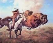 Jumano hunting