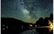 The Galaxy At Night