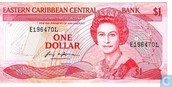 Currency: East Carribean Dollar