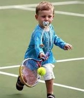 Tennis is a sport for a life time