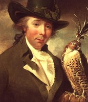 Federigo And His Falcon.