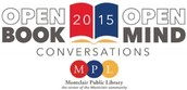 Open Book/Open Mind Conversations with YA Authors: David Levithan and E.R. Frank
