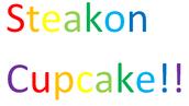 Steakon Cupcake!!!