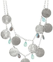 Riviera Coin Necklace, regular price $89, sale price $40
