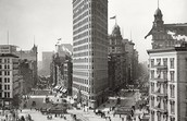 New york's buldings during the 1920's to 1930's