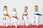 Tae Kwon Do Age 5-7