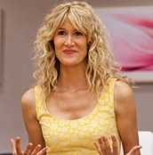 Laura Dern as Hazel's mom Kaitlyn