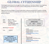 Global Citizenship Mini-Conference