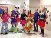 This was during Red Ribbon week!