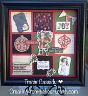 Each month we'll make a wall hanging that coordinates with the season!