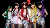 Momoiro Clover Z is a popular girl band in Japan