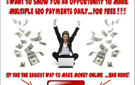 Here's the Fastest and the Easiest way to make money!