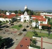 2, San Diego State University