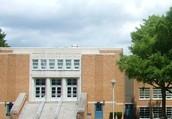 The Media Center at Asheboro High School