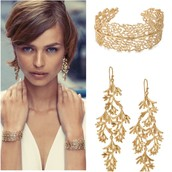 SOLD!!!!!!!!The GRACE collection! ( perfect for a complete look!) Was $64,  now $30, Earrings were $49, now $20