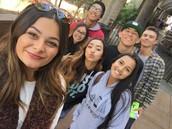 Kalia, Anthony, Alisha, Josh L, Caitlyn, Josh D